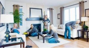 Livingroom Cleaning Services